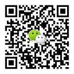 Connect us with Wechat
