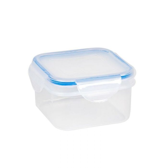 Tupperware food container for kitchen storage