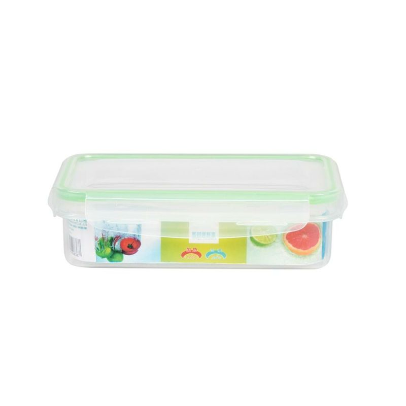plastic food storage containers LOCK&LOCK with lids