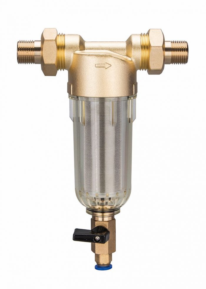 spin down sediment water filter